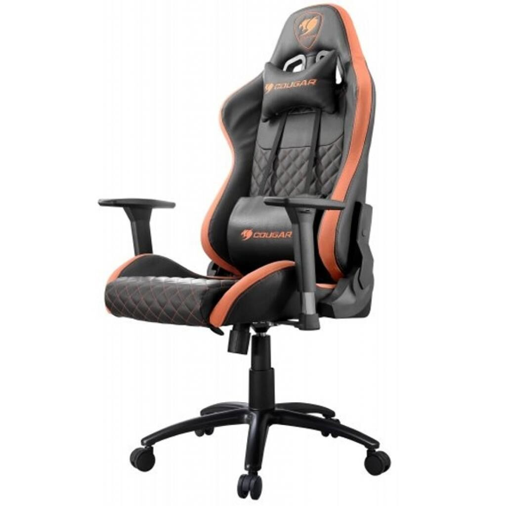 Кресло игровое Cougar Armor PRO Black/Orange