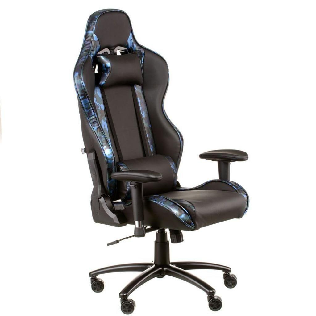 Кресло игровое Special4You ExtremeRace black (E2912 (RT-6028))