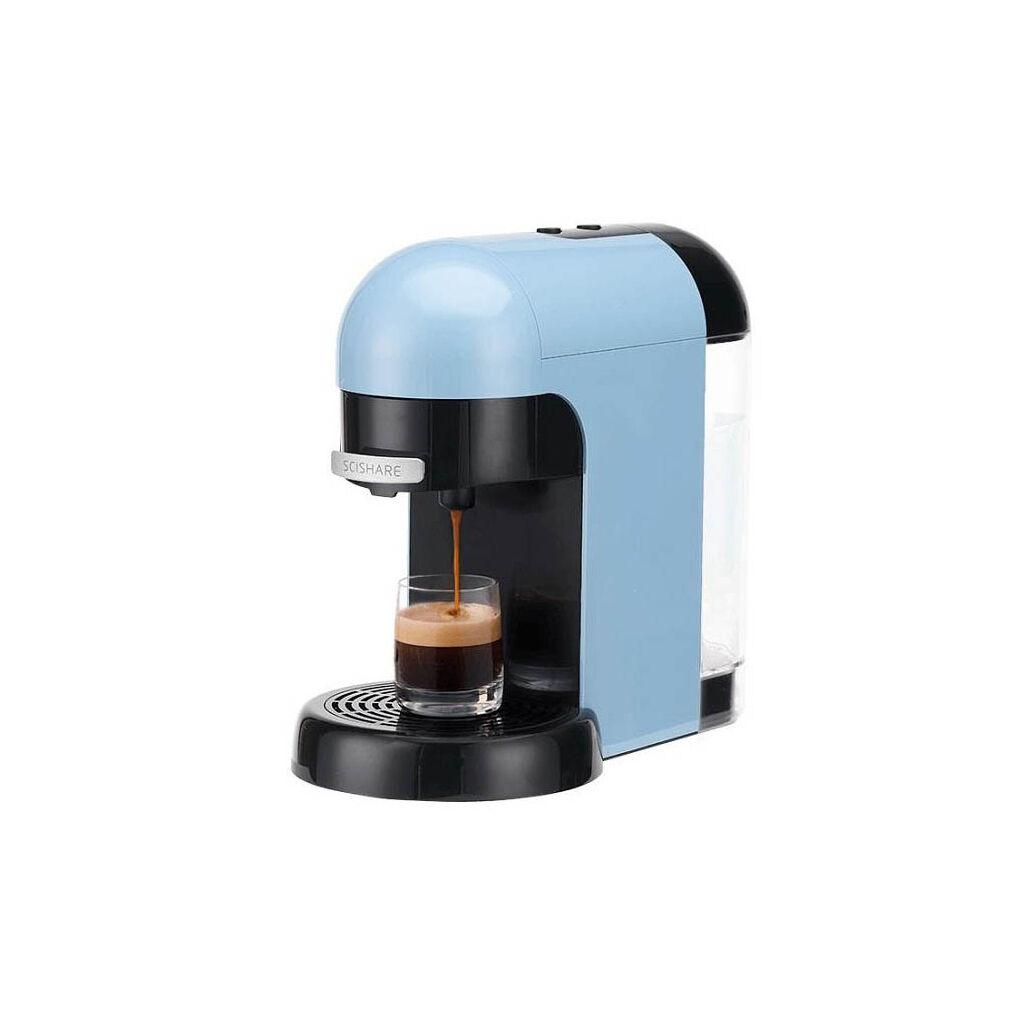 Кофеварка Xiaomi SCISHARE Espresso coffee machine Blue S1801