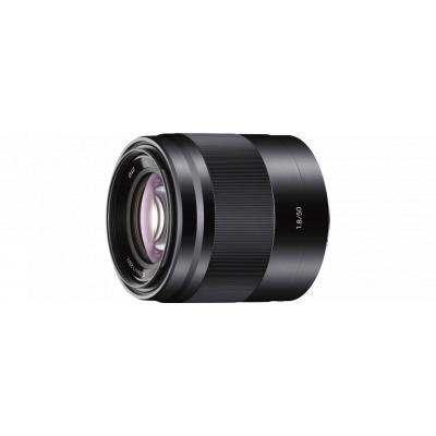 Объектив SONY 50mm f/1.8 Black for NEX (SEL50F18B.AE)
