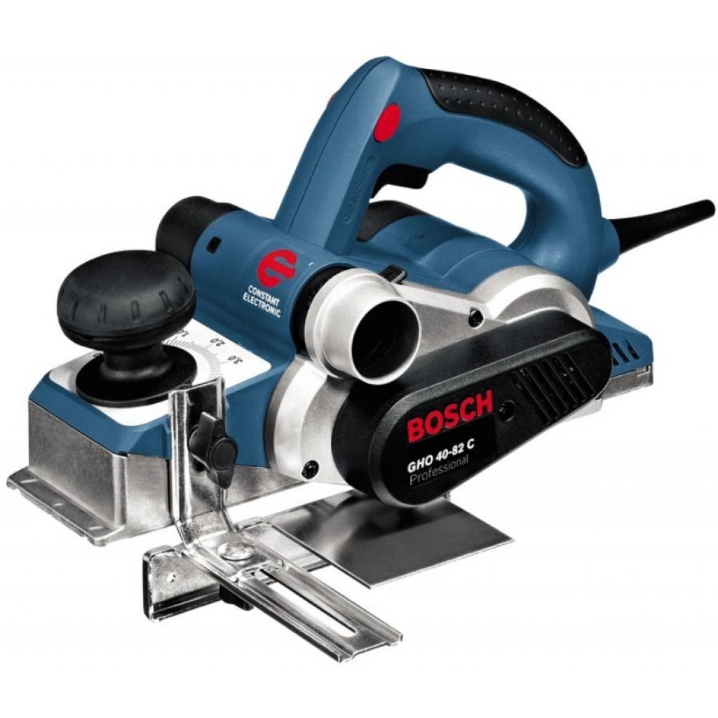 Электрорубанок Bosch GHO 40-82 C Professional (0.601.59A.760)
