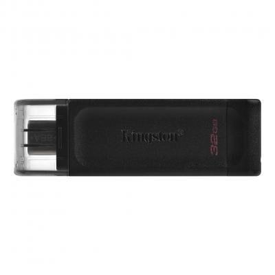 USB флеш накопитель Kingston 32GB DataTraveler 70 USB 3.2 / Type-C (DT70/32GB)