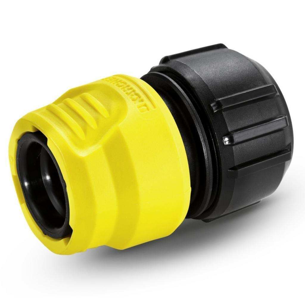 Коннектор для шланга Karcher универсальный с аквастопом 1/2-5/8-3/4 LOOSE (2.645-202.0)