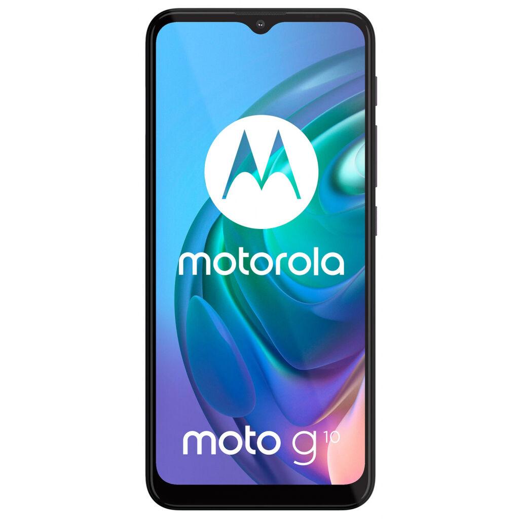 Мобильный телефон Motorola G10 4/64 GB Aurora Gray