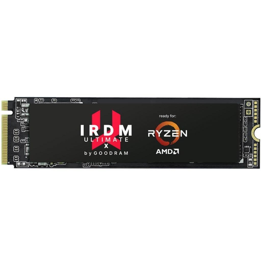 Накопитель SSD M.2 2280 500GB GOODRAM (IRX-SSDPR-P44X-500-80)