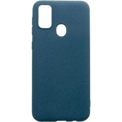 Чехол для моб. телефона DENGOS Carbon Samsung Galaxy M31, blue (DG-TPU-CRBN-59) (DG-TPU-CRBN-59)