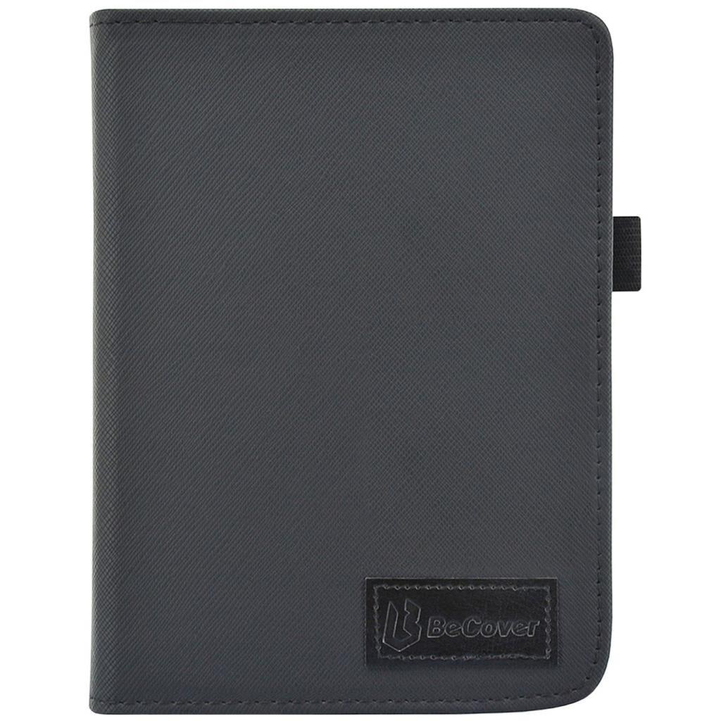 Чехол для электронной книги BeCover Slimbook PocketBook InkPad 3 740 Black (703732)