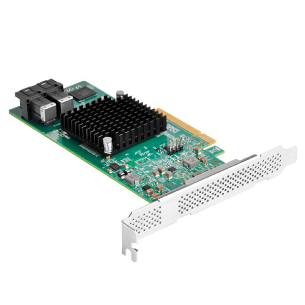 Контроллер RAID Silver Stone SAS 9311-8i/LSISAS3008 Mini-SAS HD 2xSFF-8643 (SST-ECS05)