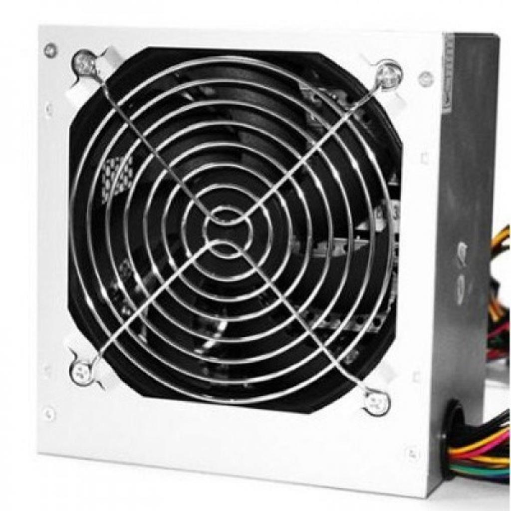 Блок питания LogicPower 500W (ATX-500W-120 4Sata)