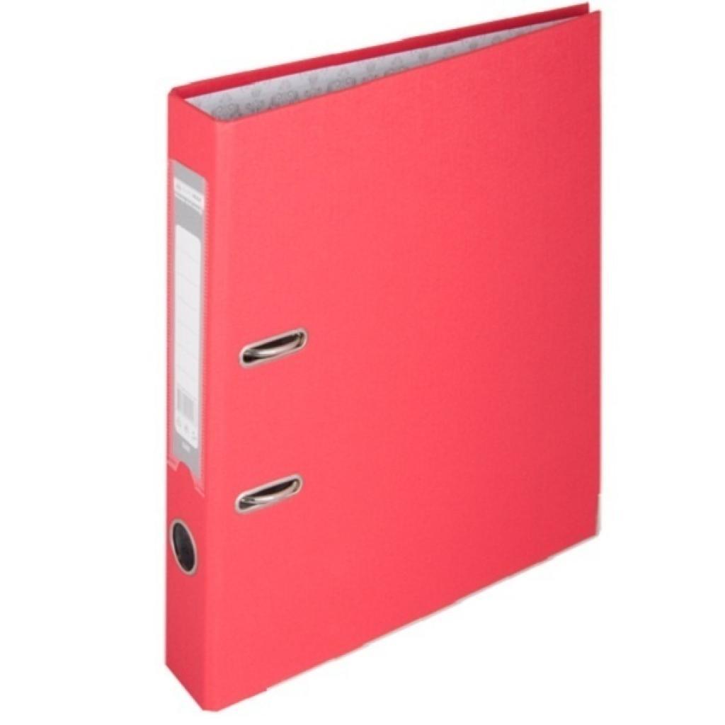 Папка - регистратор Buromax А4, 50мм, JOBMAX PP, red, built-up (BM.3012-05c)