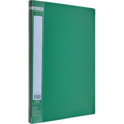 Папка с зажимом Buromax А4 JOBMAX, green (BM.3401-04)