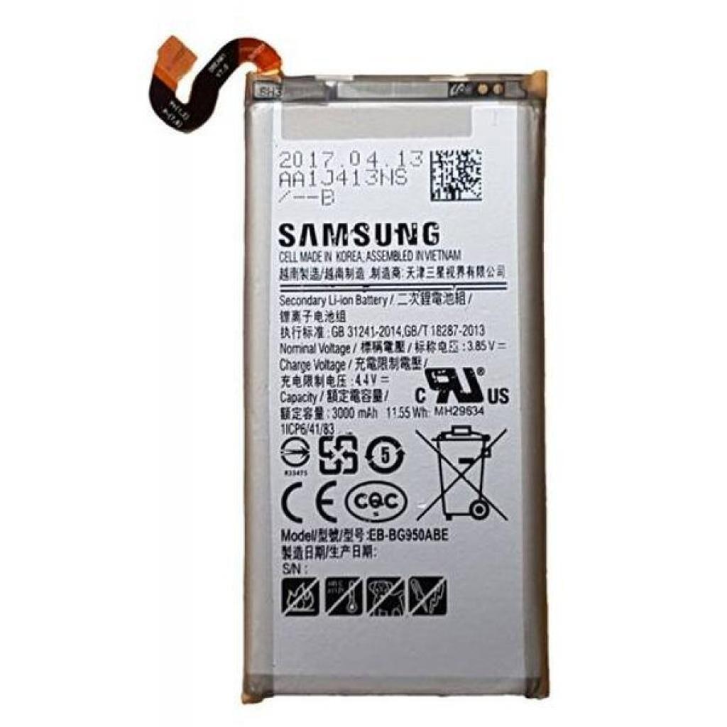 Аккумуляторная батарея для телефона Samsung for G950 (S8) (EB-BG950ABE / 61418)