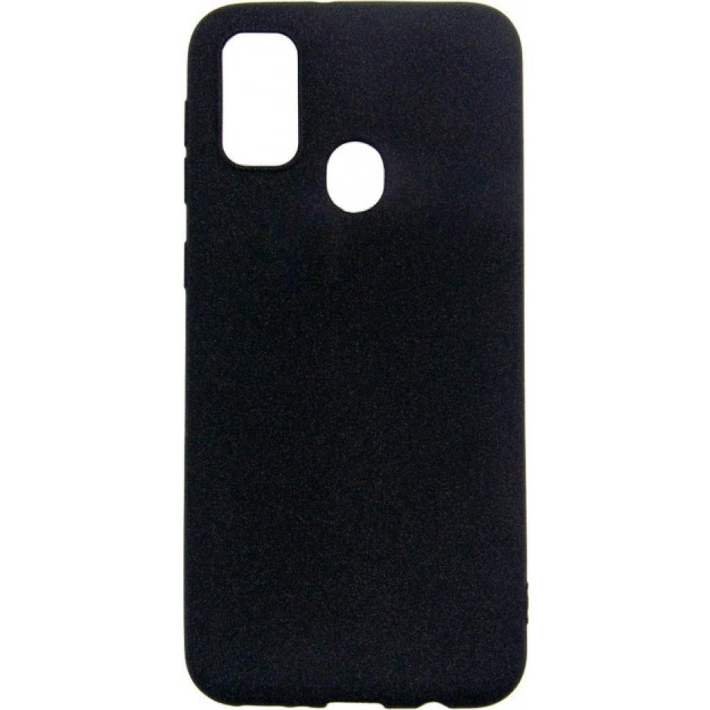 Чехол для моб. телефона DENGOS Carbon Samsung Galaxy M31, black (DG-TPU-CRBN-58) (DG-TPU-CRBN-58)