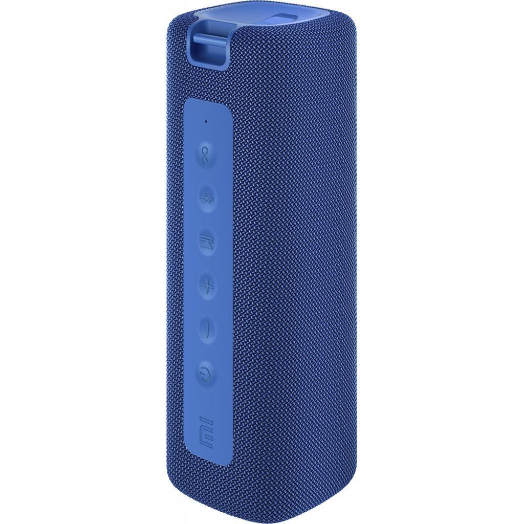 Акустическая система Xiaomi Mi Portable Bluetooth Spearker 16W Blue