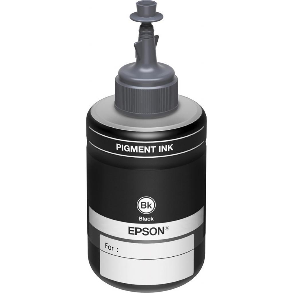 Контейнер с чернилами Epson 774 black M100/M105/M200 (C13T77414A)