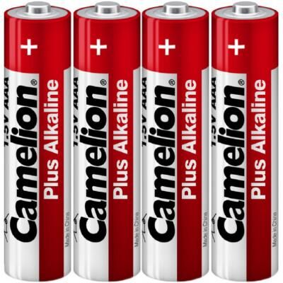 Батарейка Camelion AAA LR03 Plus Alkaline (Shrink) * 4 (LR03-SP4)