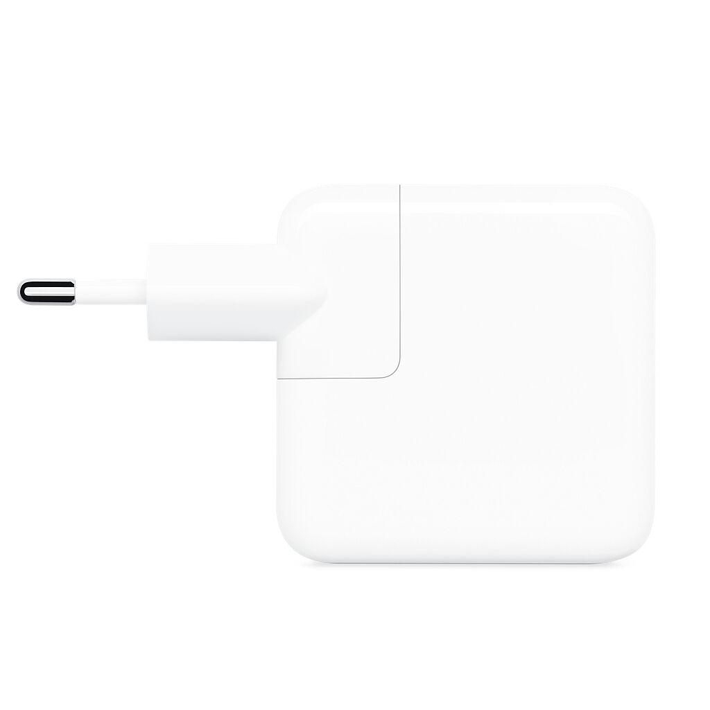 Зарядное устройство Apple 30W USB-C Power Adapter, Model A2164 (MY1W2ZM/A)