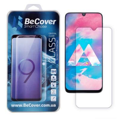 Стекло защитное BeCover Samsung Galaxy M30 SM-M305/A40s SM-A3050 Crystal Clear Glass (703858)