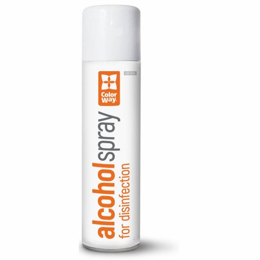 Спрей для очистки ColorWay alcohol spray, 500ml (CW-3350)