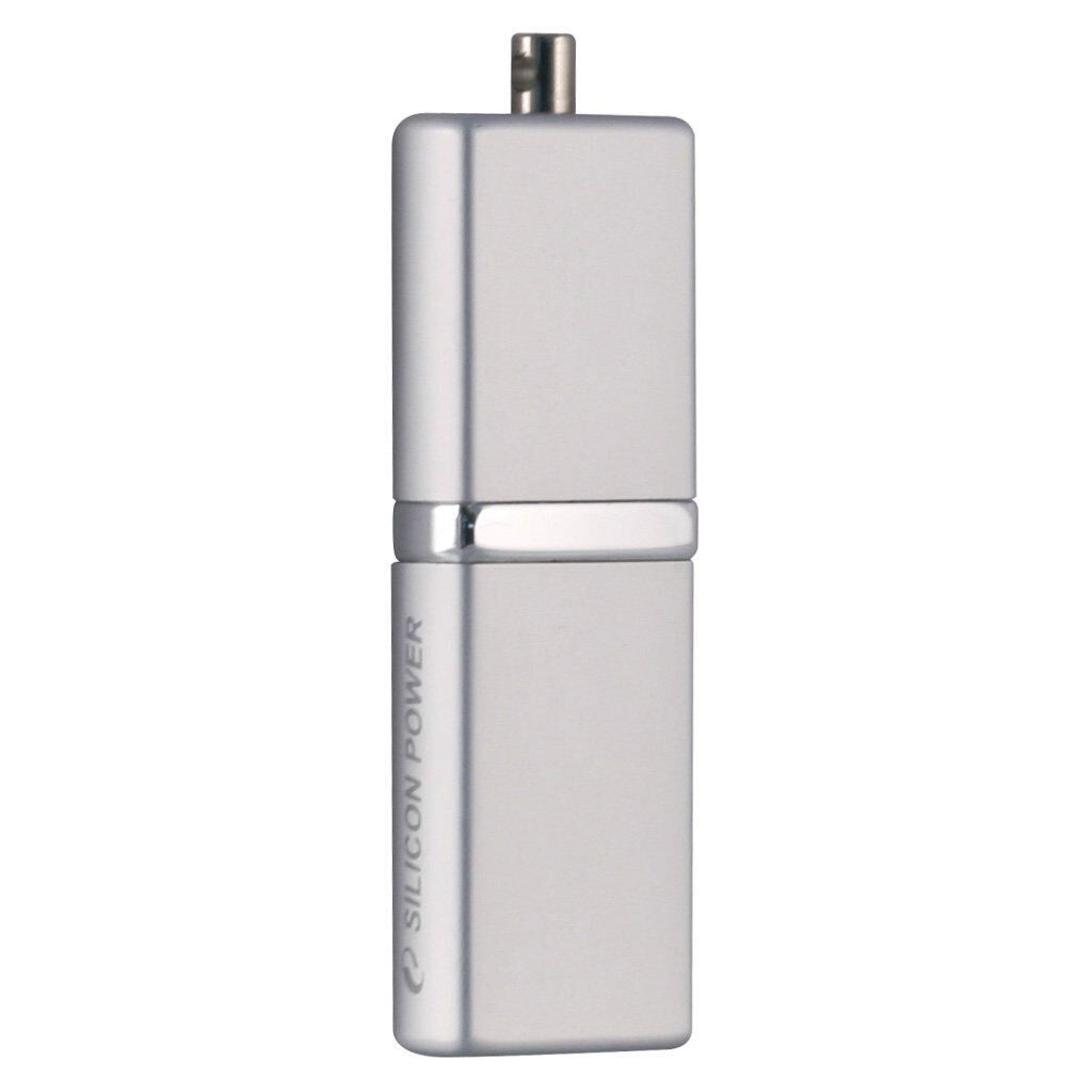 USB флеш накопитель Silicon Power 16Gb LuxMini 710 silver (SP016GBUF2710V1S)