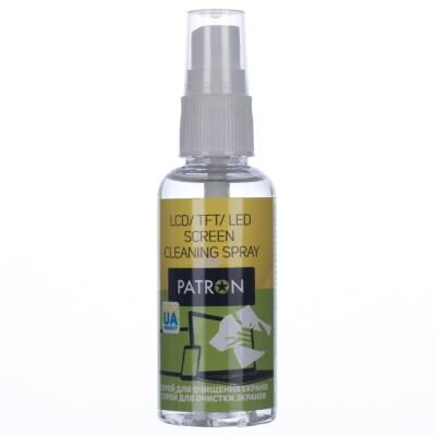 Спрей для очистки Patron Screen spray for TFT/LCD/LED 50мл (F3-014)