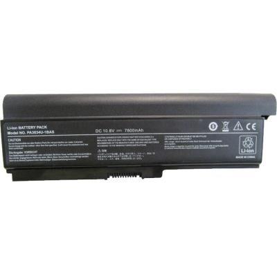 Аккумулятор для ноутбука Alsoft Toshiba PA3636U 7800mAh 9cell 10.8V Li-ion (A41221)