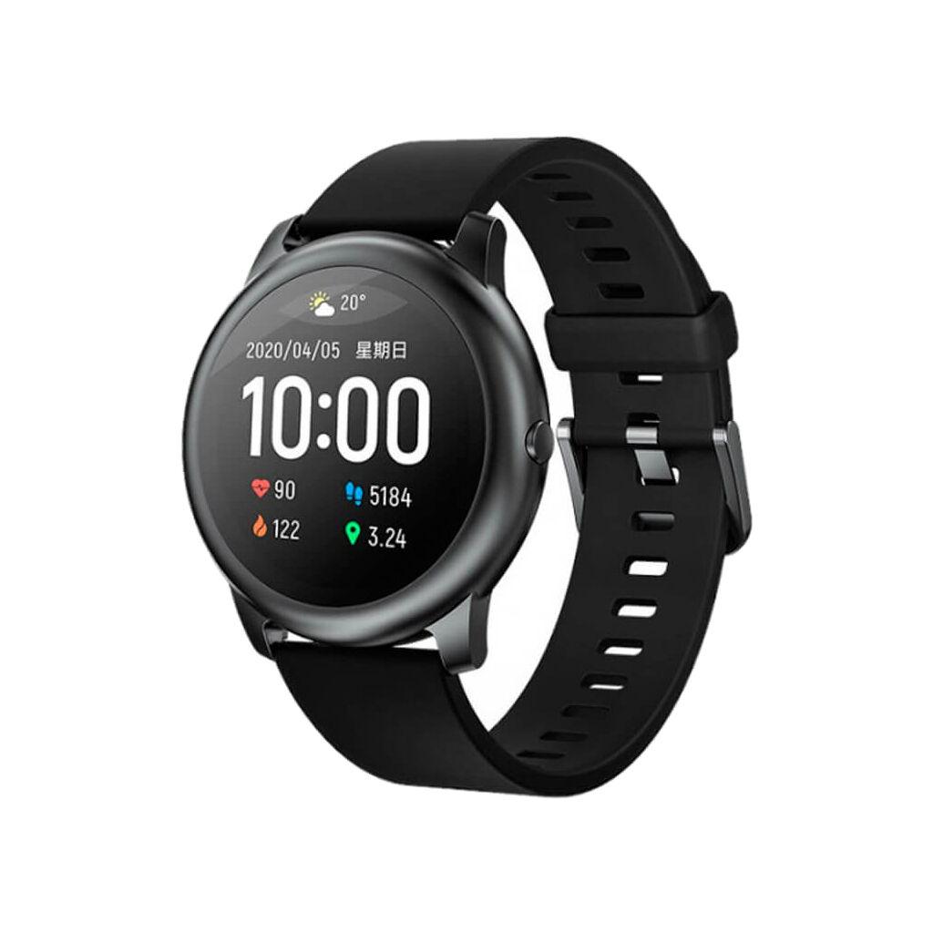 Смарт-часы Haylou Smart Watch Solar (LS05) Black (3090269)