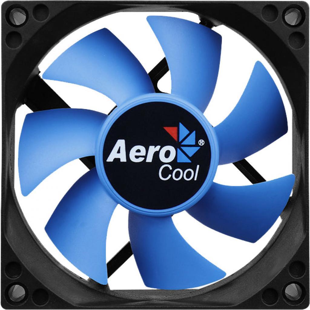 Кулер для корпуса AeroCool Motion 8 Blue