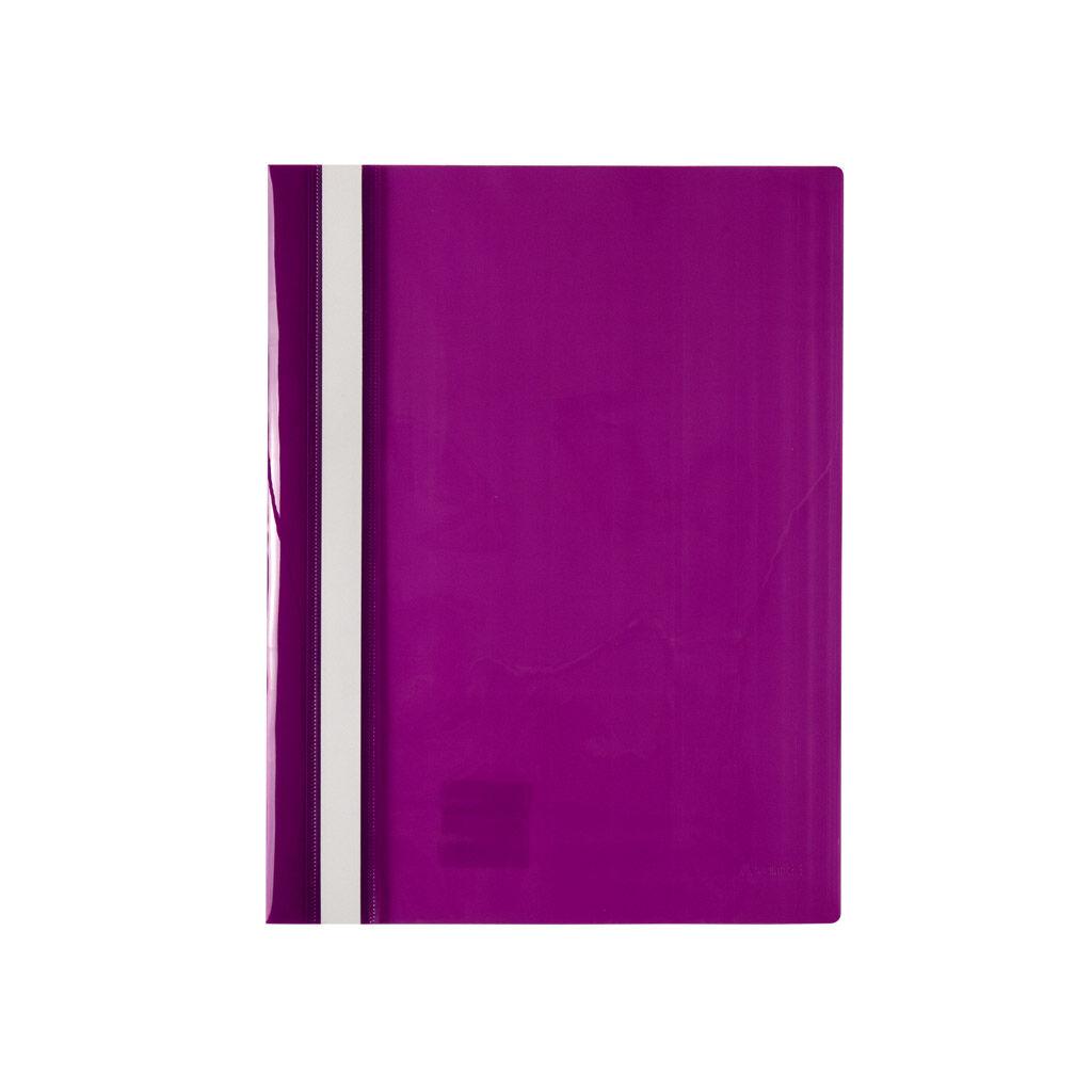 Папка-скоросшиватель Axent А4 120/150 мкм Фиолетовая (1317-29-A)