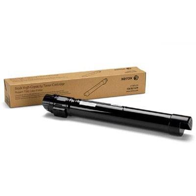 Тонер-картридж XEROX Color 550/560 Black (006R01529)