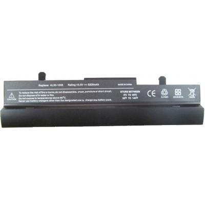 Аккумулятор для ноутбука AlSoft Asus AL31-1005 5200mAh 6cell 10.8V Li-ion (A41356)