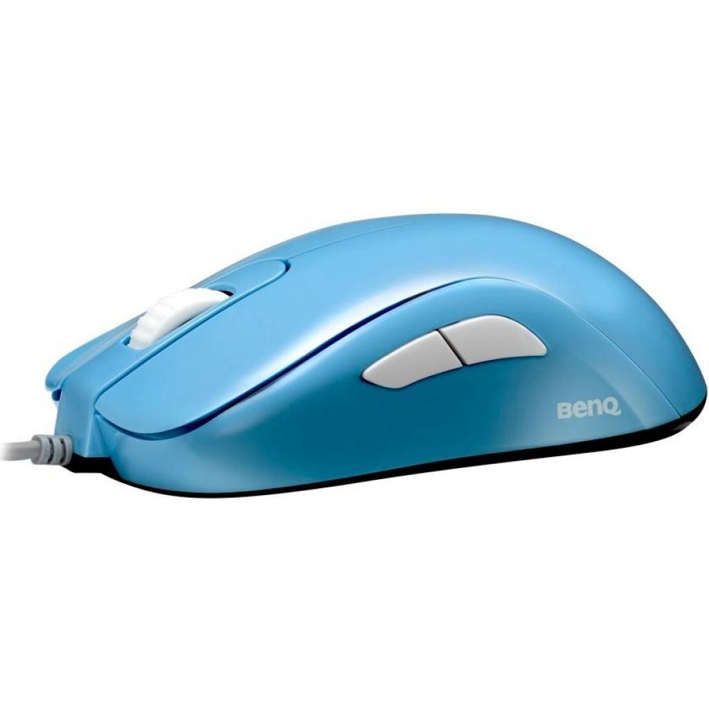 Мышка Zowie DIV INA S1 Blue-White (9H.N1HBB.A61)