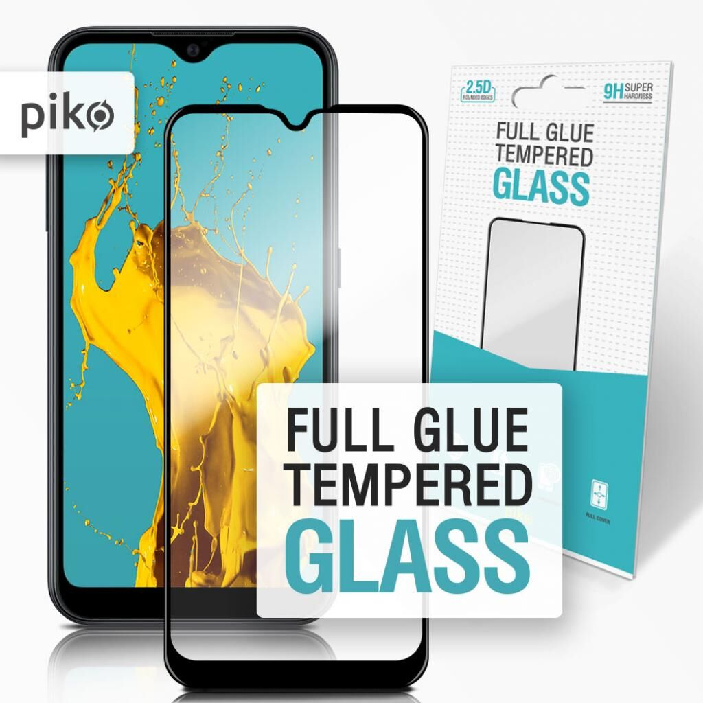 Стекло защитное Piko Full Glue Samsung A01 (1283126497148)