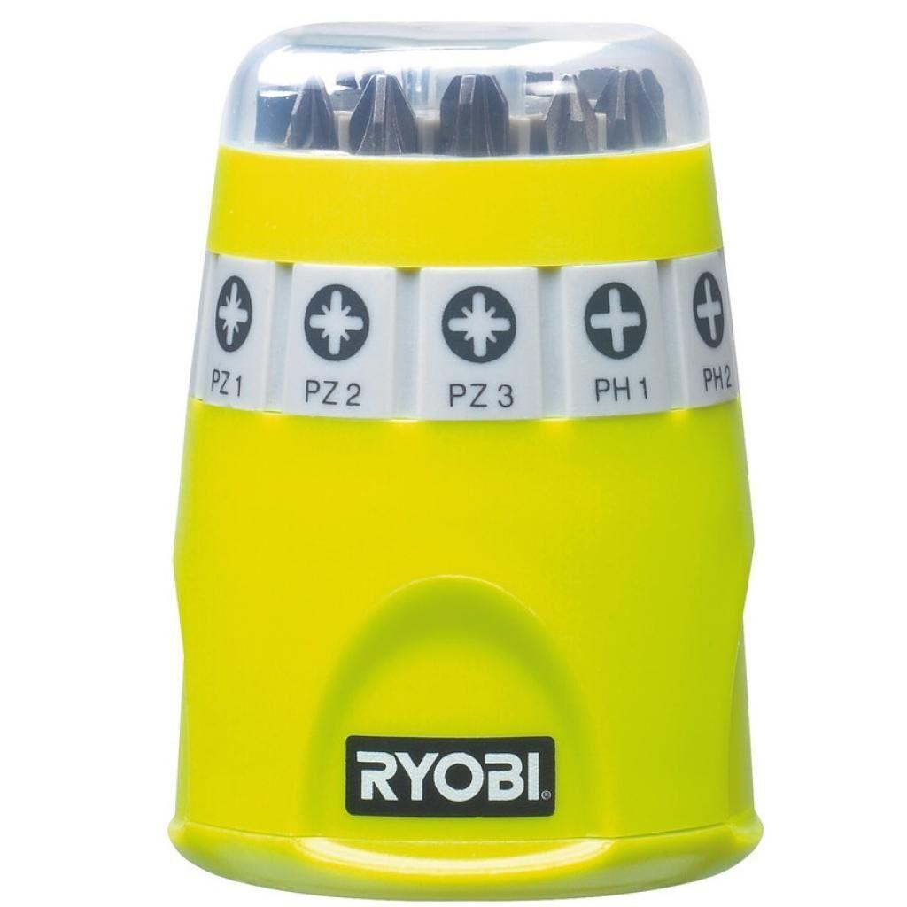 Набор бит Ryobi RAK10SD, 10 од. (5132002549)