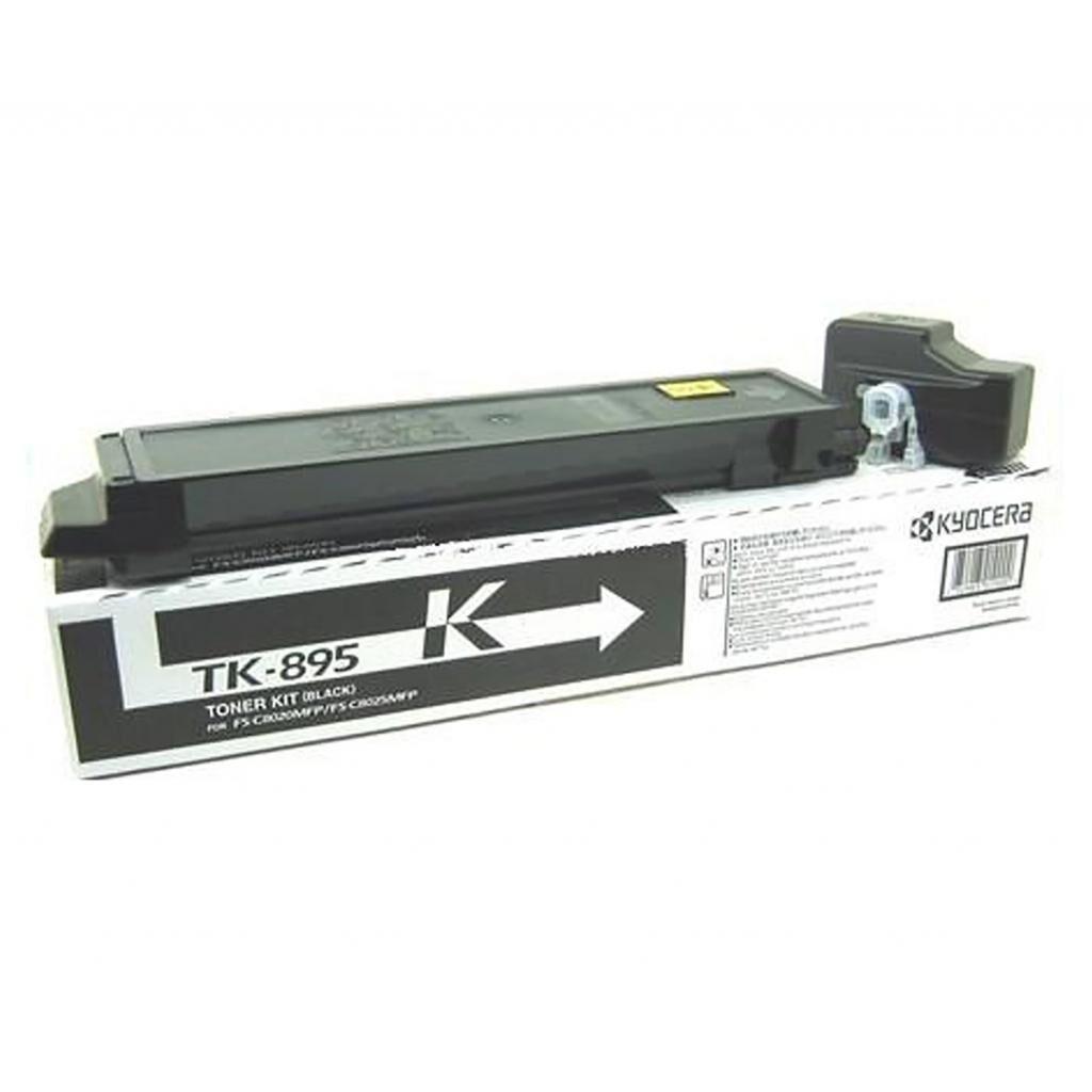 Тонер-картридж Kyocera TK-895K (1T02K00NL0)