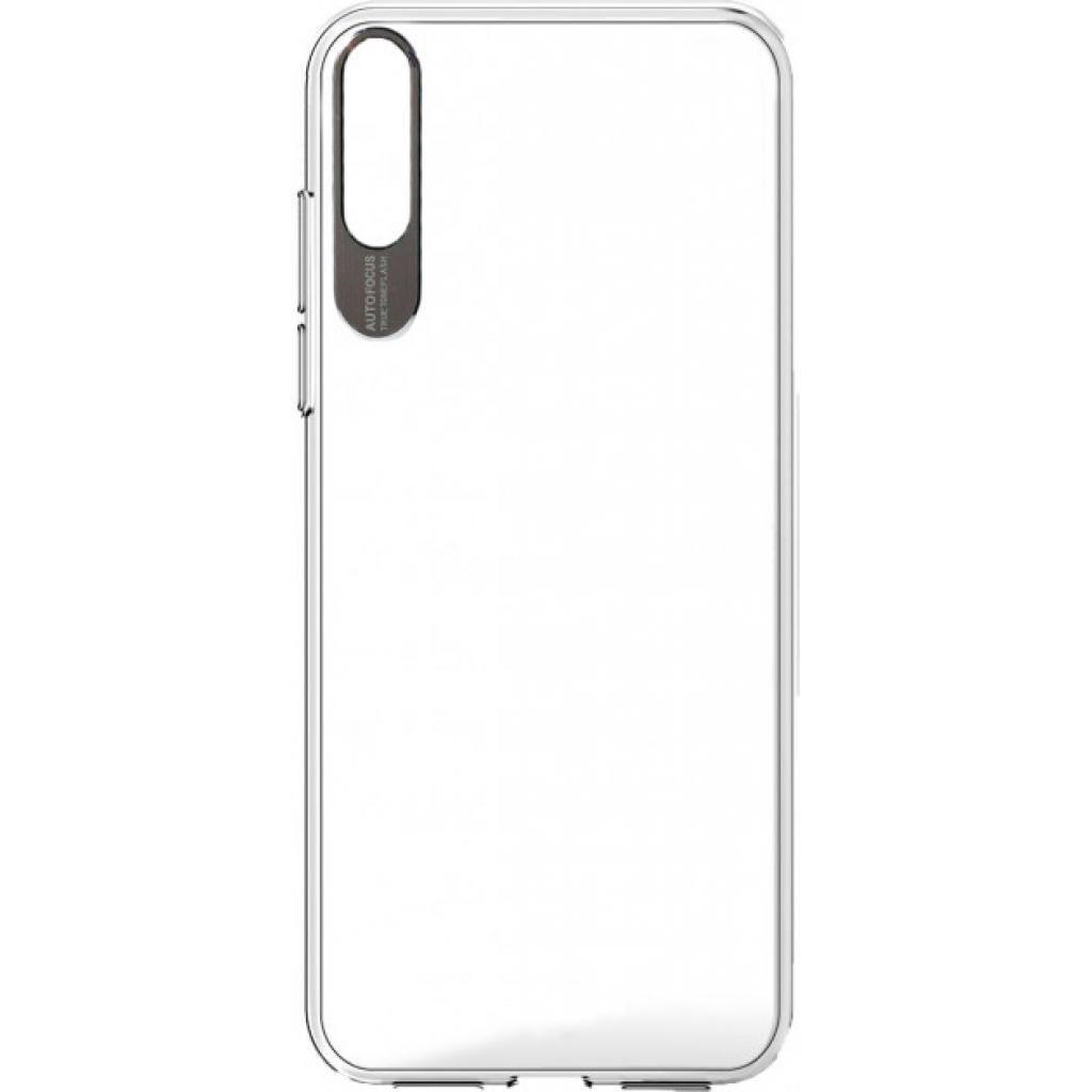 Чехол для моб. телефона DENGOS TPU для Samsung Galaxy A30s/A50s clear (DG-TPU-TRP-30)