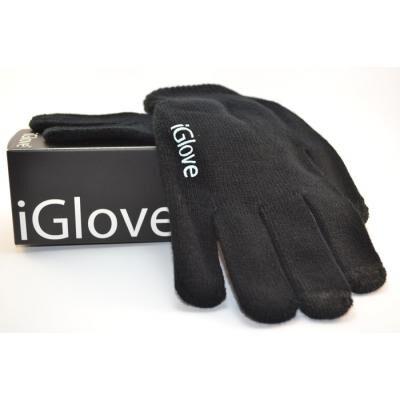 Перчатки для сенсорных экранов iGlove Black (5012345678900)