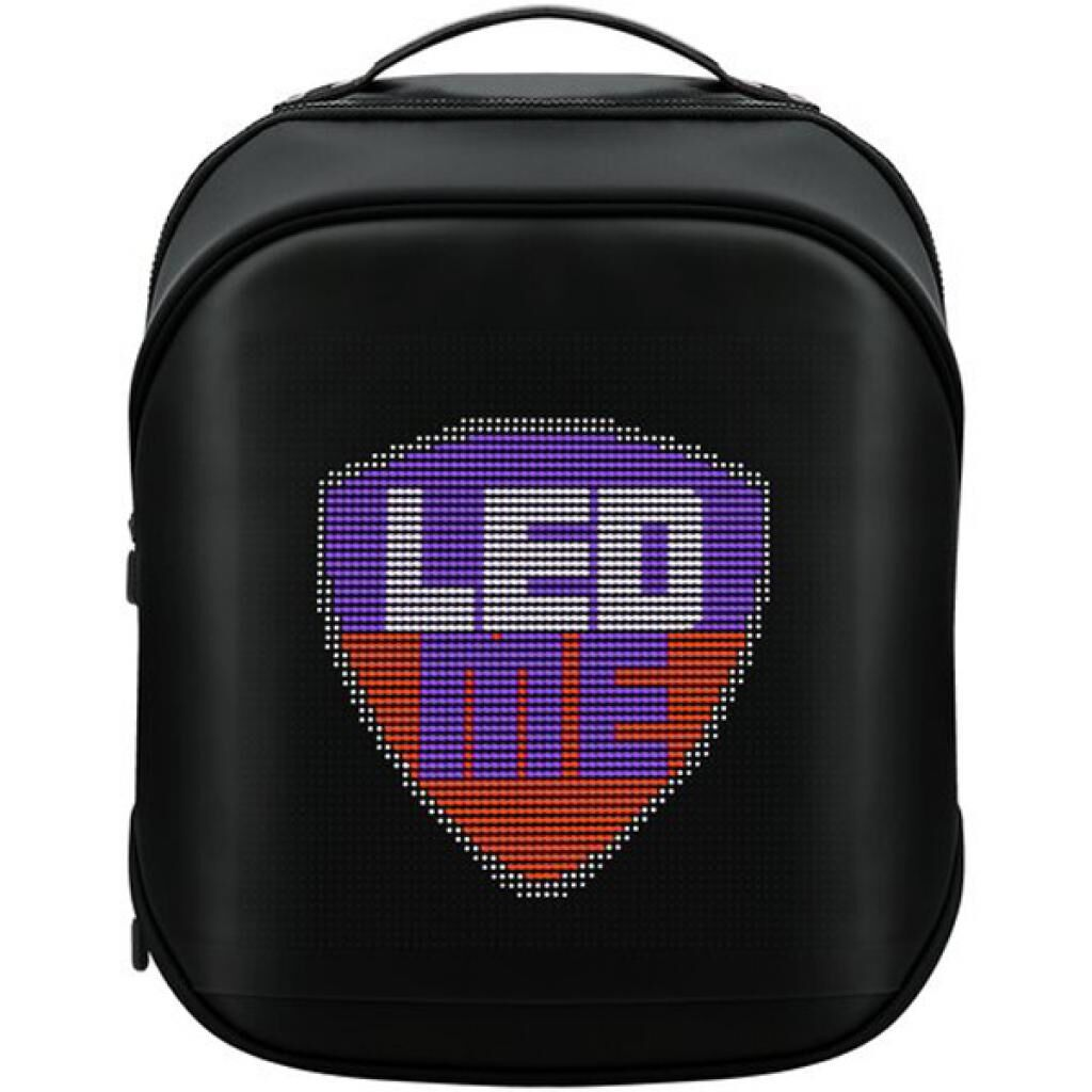 Рюкзак PRESTIGIO LEDme 25L Black LED display 64*64 pixels (PBLED125BK)