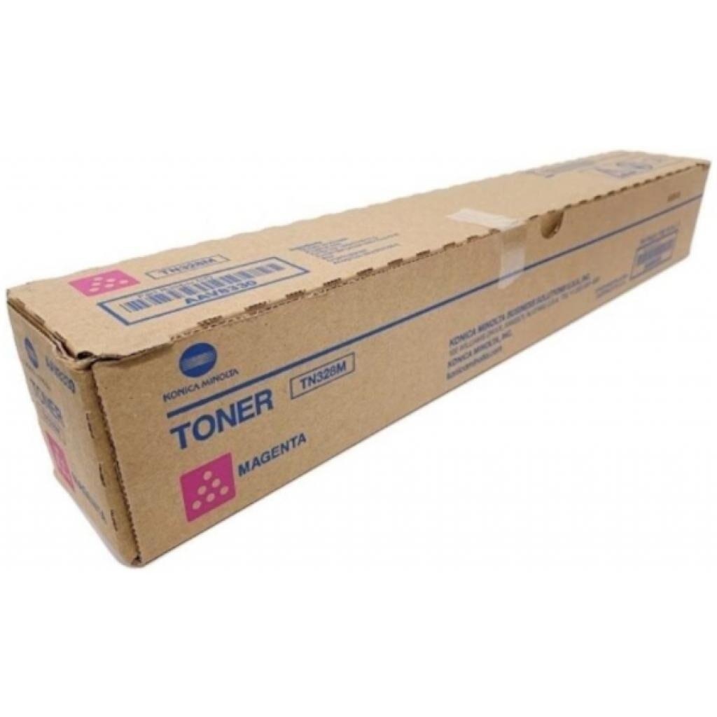 Тонер-картридж KONICA MINOLTA TN-328M Magenta, для Bizhub C250i/300i/C360i (AAV8350)