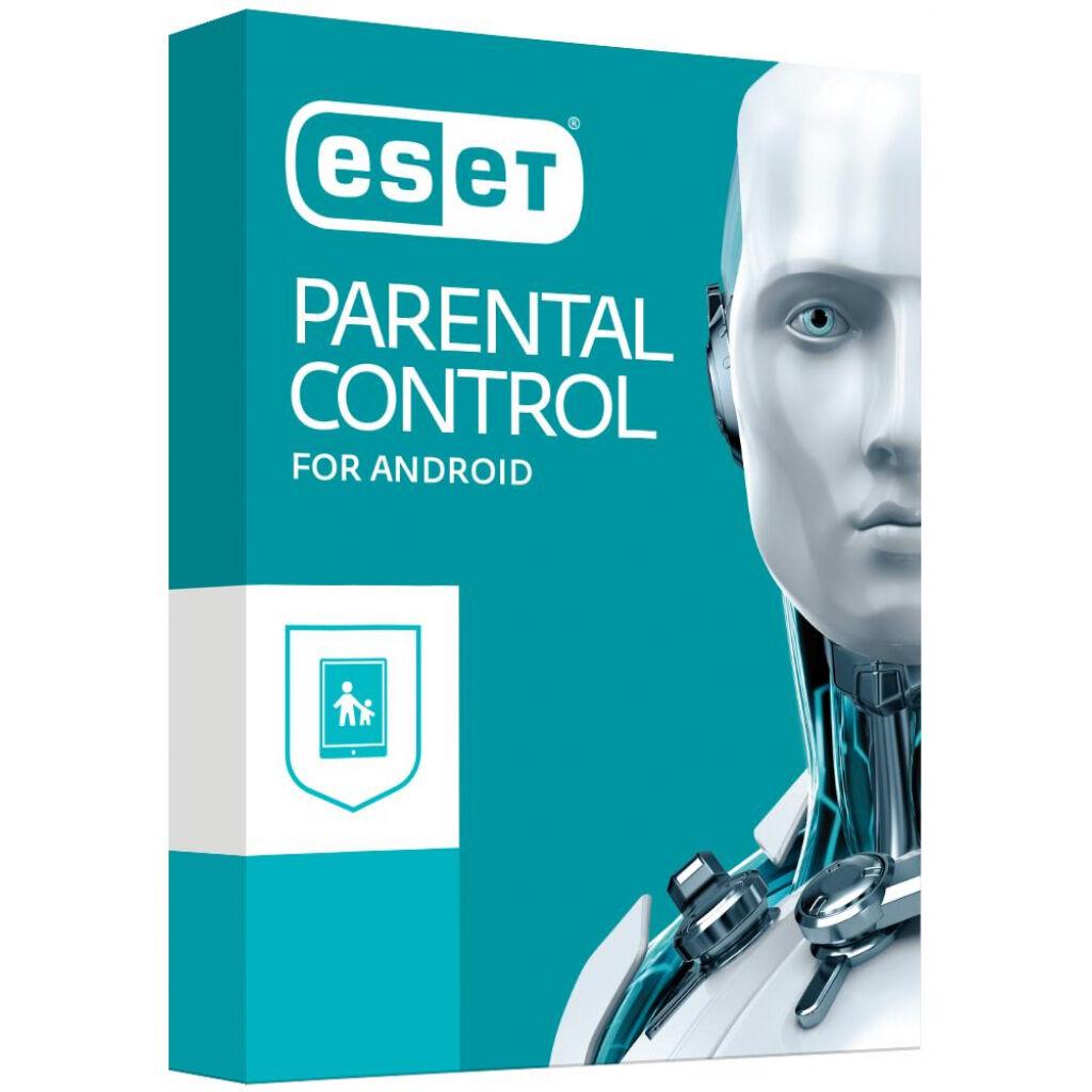 Антивирус Eset Parental Control для Android 3 ПК на 1year Business (PCA_3_1_B)