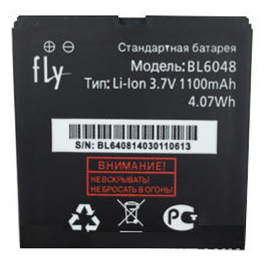 Аккумуляторная батарея для телефона Fly BL6048 (39238)