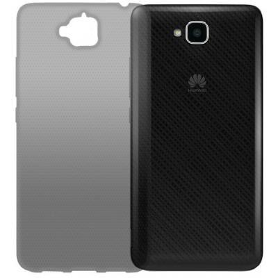 Чехол для моб. телефона GLOBAL для Huawei Y6 2 (TPU) Extra Slim (темный) (1283126473333)