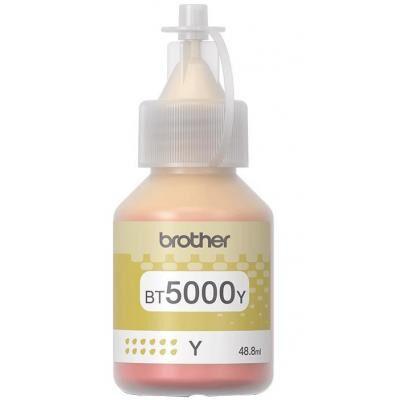 Контейнер с чернилами Brother BT5000Y 48.8ml (BT5000Y)