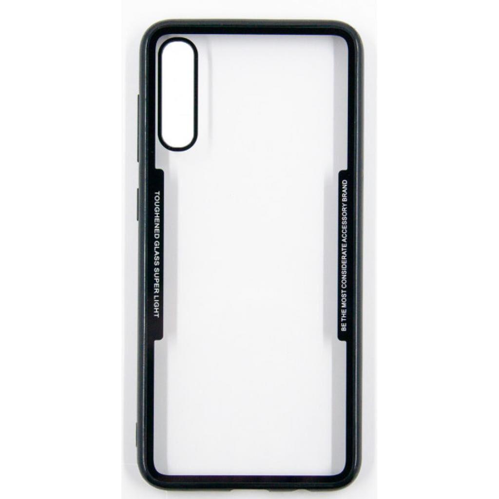 Чехол для моб. телефона DENGOS TPU для Samsung Galaxy A30s/A50s (black frame) (DG-TPU-TRP-27)