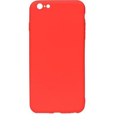 Чехол для моб. телефона TOTO 1mm Matt TPU Case Apple iPhone 6 Plus/6s Plus Red (F_94015)