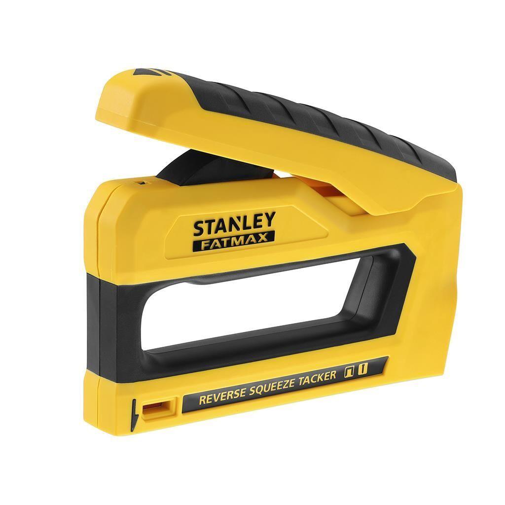 Степлер строительный Stanley FATMAX 6-14мм (тип G + шпілька) (FMHT0-80551)