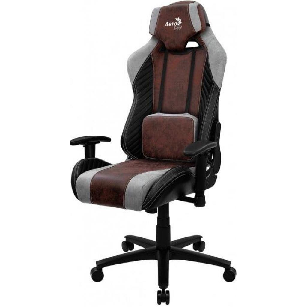 Кресло игровое AeroCool BARON Burgundy Red