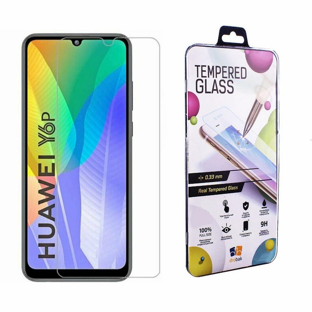Стекло защитное Drobak Huawei Y6p (121288) (121288)