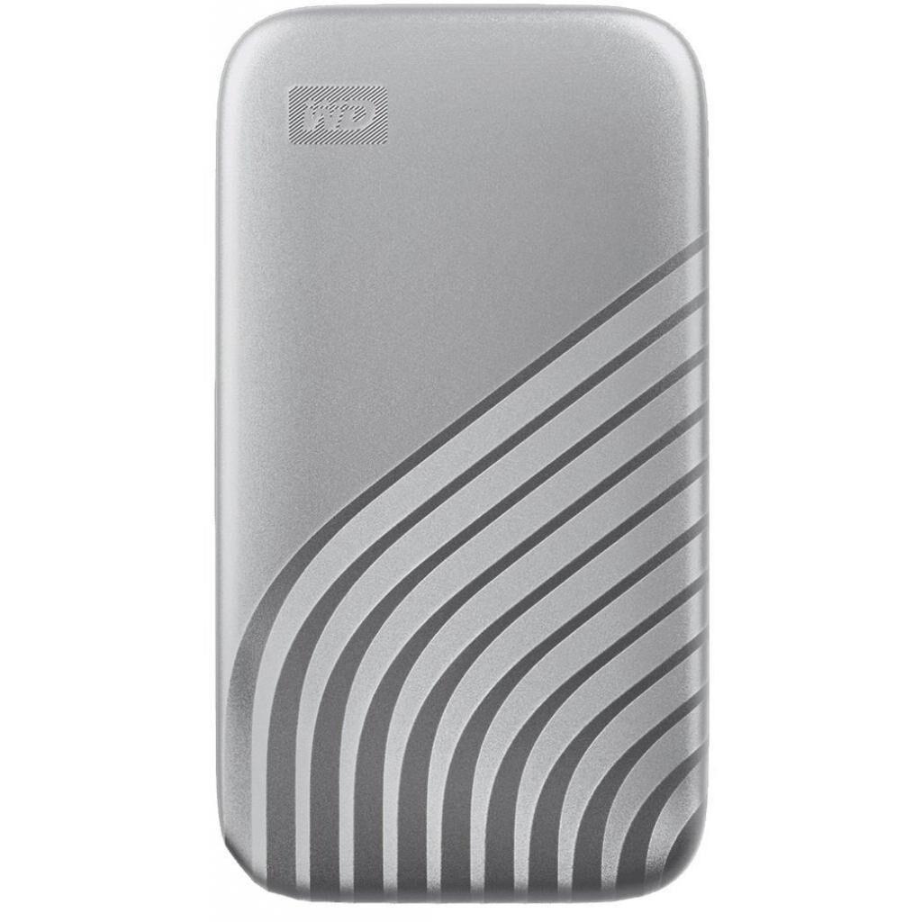 Накопитель SSD USB 3.2 500GB WD (WDBAGF5000ASL-WESN)